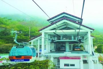 Ga Bà Đen Tây Ninh xác lập kỉ lục Guinness 'Nhà ga cáp treo lớn nhất thế giới'