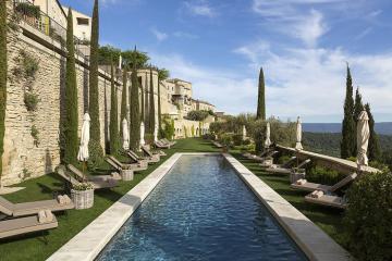 La Bastide de Gordes - khách sạn sang trọng hàng đầu nước Pháp