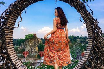 Khu du lịch Bửu Long Đồng Nai - Điểm vui chơi 'hết ga hết số' Tết Canh Tý