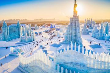 Hòa mình vào 5 lễ hội băng tuyết hấp dẫn nhất trên thế giới