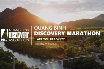 300 vận động viên quốc tế sẽ tham dự giải Marathon khám phá Quảng Bình 2020