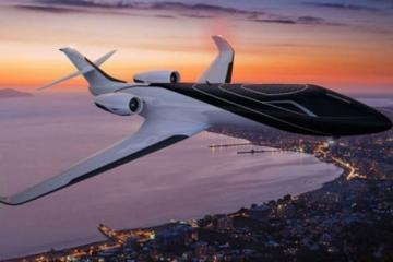 Trải nghiệm máy bay trong suốt, ngồi tại ghế ngắm nhìn toàn cảnh bầu trời bên ngoài