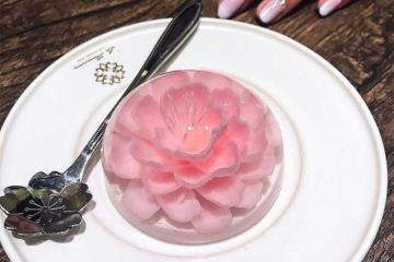Tinh tế các món ăn từ hoa anh đào của ẩm thực Nhật Bản