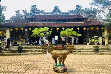 5 ngôi chùa ở Huế nổi tiếng linh thiêng hút khách vào dịp đầu năm