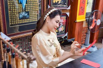 Nhà văn hóa Thanh Niên Sài Gòn - điểm chụp ảnh mừng xuân năm mới siêu hot
