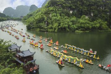 Ninh Bình sẽ tổ chức gần 40 sự kiện trong Năm Du lịch Quốc gia 2020
