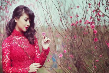 Sao Việt gợi ý cách kết hợp phụ kiện khi diện áo dài giúp bạn tỏa sáng dịp Tết