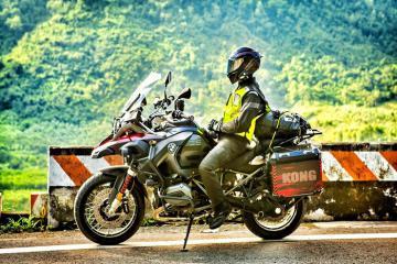 Bỏ túi 10 vật dụng cần thiết khi đi phượt bằng xe máy