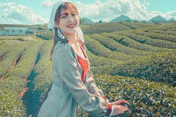 Kinh nghiệm du lịch Mộc Châu vào mùa hoa mận 2020 của cô gái 9x xinh đẹp lần đầu đến Sơn La