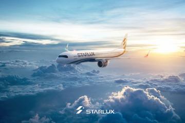 STARLUX khởi hành chặng bay đầu tiên đến Đà Nẵng ngày 23/1/2020
