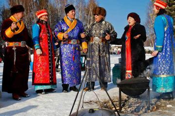 Phong tục độc đáo đón Tsagaan Sar - Tết Âm lịch của người Mông Cổ