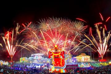 Điểm danh loạt lễ hội sôi động nhất bạn không thể bỏ qua khi đón Tết nguyên đán ở Singapore