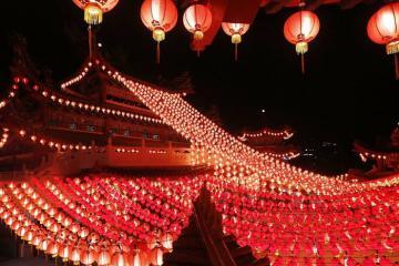 Tết Nguyên đán ở Singapore: khắp nơi ngập tràn sắc đỏ, lễ hội đường phố kéo dài cả tháng