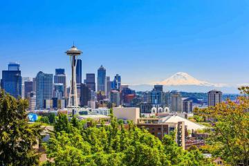 Chơi gì, ăn ở đâu nếu chỉ có 24h khám phá thành phố Seattle, Mỹ?