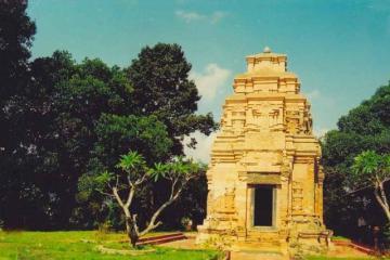 2 tháp cổ ở Tây Ninh lên hình siêu lung linh