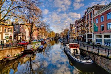 Thủ đô Amsterdam - Hà Lan tăng phí lưu trú qua đêm đối với du khách nước ngoài
