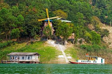 Bỏ túi kinh nghiệm đi Thung Nai - 'vịnh Hạ Long trên cạn' ở Hòa Bình