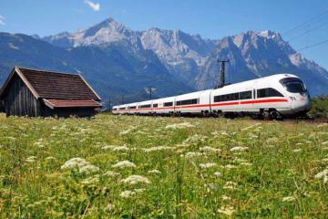 Vi vu châu Âu bằng tàu hỏa, bắt kịp xu hướng du lịch mới năm 2020