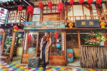 Xóm nhỏ Coffee & Homestay – Một góc Hong Kong thu nhỏ giữa lòng Đà Lạt