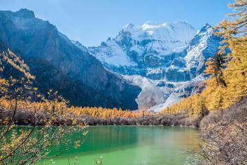 Đến Yading, Đạo Thành - Chiêm ngưỡng vẻ đẹp tiên cảnh vùng Tứ Xuyên