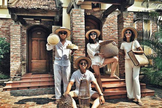 Emeralda Resort Ninh Bình - làng quê Bắc Bộ ngay sát thủ đô cho chuyến nghỉ dưỡng cuối tuần