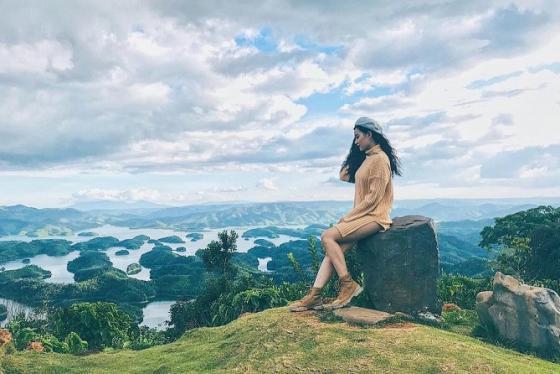 Khám phá hồ Tà Đùng, Đắk Nông - 'vịnh Hạ Long trên cạn' của núi rừng Tây Nguyên