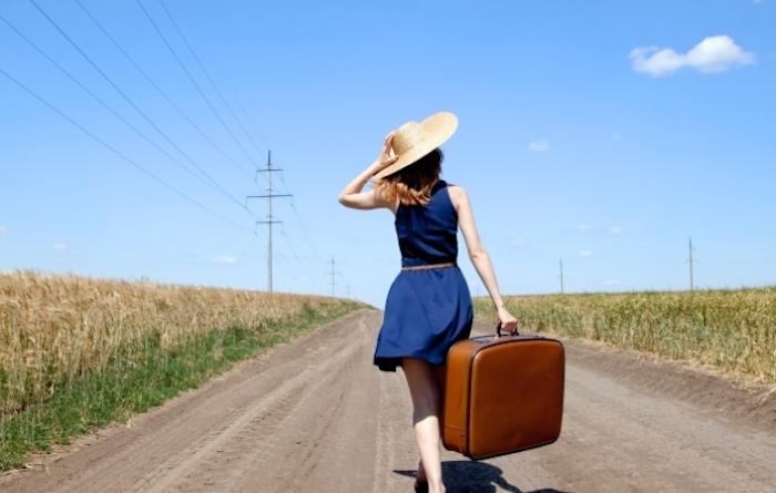 Quan sát hành lý của mình giúp bạn du lịch an toàn.