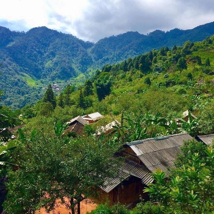 kinh nghiệm đi đỉnh Pu Xai Lai Leng