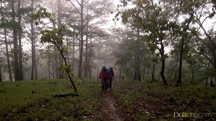 những tour trekking
