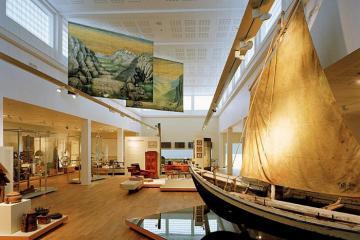 Vào trong Bảo tàng quốc gia Iceland để 'vượt' thời gian
