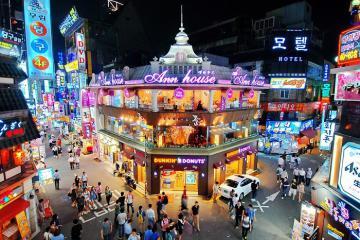 Mách bạn những địa điểm vui chơi về đêm giúp chuyến du lịch Seoul Hàn Quốc thú vị hơn