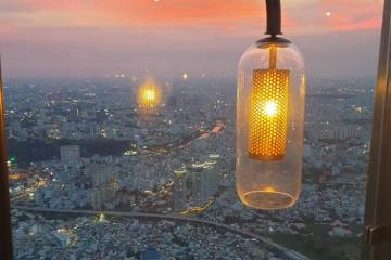 10 điểm ngắm Sài Gòn từ trên cao có view cực chất