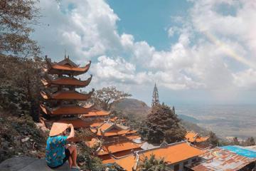 Du xuân, khám phá điểm hẹn du lịch sinh thái tâm linh núi Tà Cú Bình Thuận