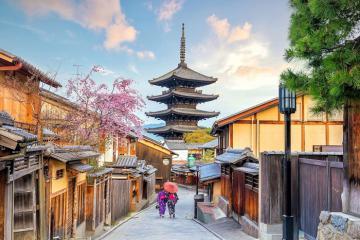 """Cố đô Kyoto: Kích cầu du lịch bằng chiến dịch """"du lịch vắng"""" giữa mùa dịch Covid-19"""