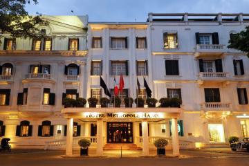 Khách sạn Metropole Hà Nội được vinh danh 5 sao bởi Forbes Travel Guide
