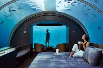 Những khách sạn kỳ quặc nhất thế giới khiến du khách mê mẩn