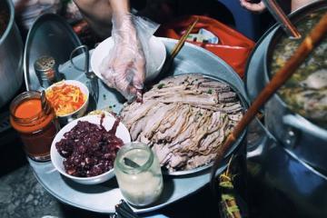 Phở gánh Hàng Chiếu, nơi gợi nhắc lại hương vị Hà thành xưa
