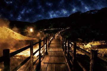 Thung lũng địa ngục Jigokudani Hokkaido: 'Ở đây sương khói mờ nhân ảnh'
