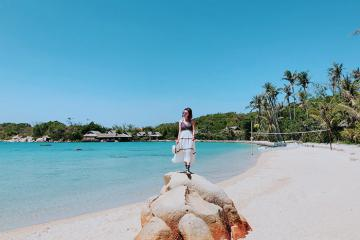 'Đu đưa' vịnh Vân Phong và trải nghiệm nghỉ dưỡng đẳng cấp ở Whale Island Resort Nha Trang