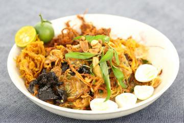 'Phát thèm' trước 4 món bánh tráng ăn vặt của Việt Nam ngon nức tiếng
