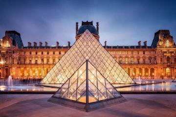 5 bảo tàng đẹp nhất Paris - 5 sắc thái không trộn lẫn