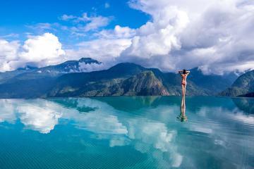 Điểm danh 5 bể bơi vô cực đẹp có view ấn tượng nhất Việt Nam