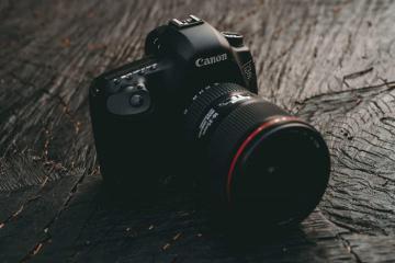 Tiết lộ mới từ Canon:EOS R5 - bản hoàn thiện của EOS R