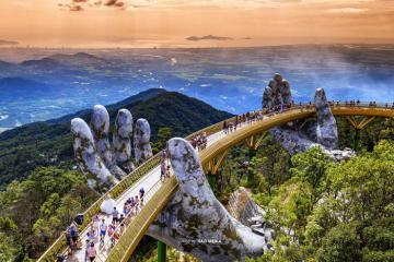 Combo 3N2Đ du lịch Đà Nẵng, nghỉ dưỡng ở Merry Hotel giá chỉ từ 1.790.000 VNĐ