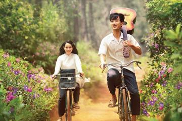 Bay ngay đến những vùng đất tuyệt đẹp xuất hiện trong các phim 'bom tấn' Việt