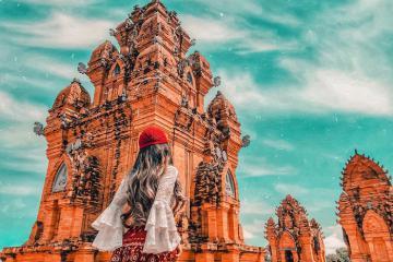 Những địa điểm check in cuối tuần gần Hà Nội hút khách du lịch