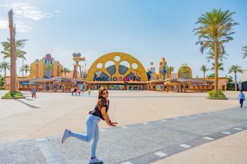 Trải nghiệm 'người giàu chơi gì' với 4 công viên giải trí hàng đầu ở Dubai