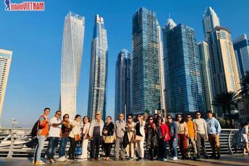 Tắm biển Trung Đông, săn ghẹ Ả Rập và chinh phục Safari với tour Dubai giá từ 22,9 triệu đồng