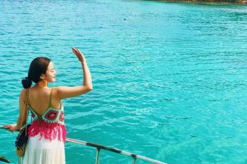 Review chuyến du lịch Hòn Sơn – Nam Du siêu chi tiết của 2 cô gái trẻ 9x xinh đẹp