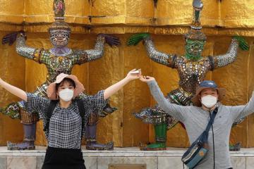 Thái Lan vẫn sẵn sàng đón du khách Trung Quốc bất chấp dịch bệnh virus Corona